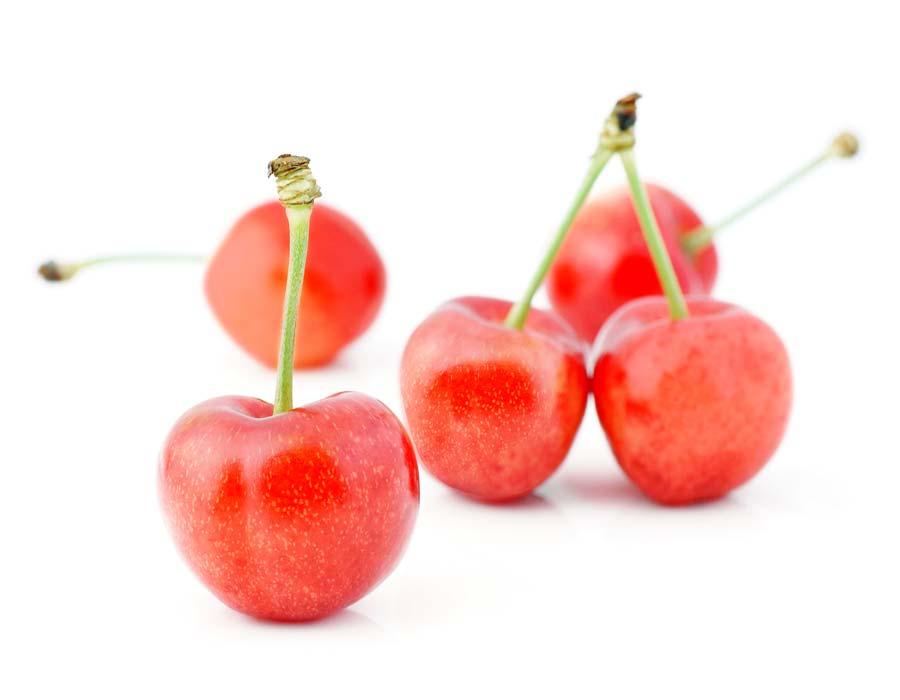 cereza bicolor orchard exportación